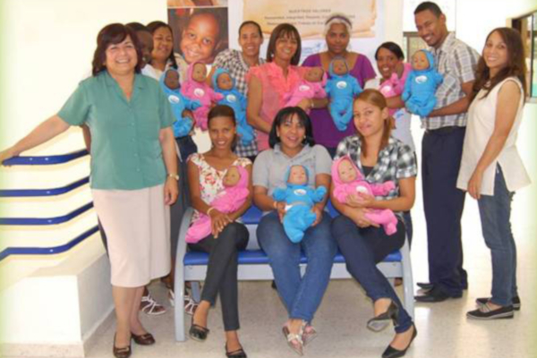 Publicación de Children International en República Dominicana