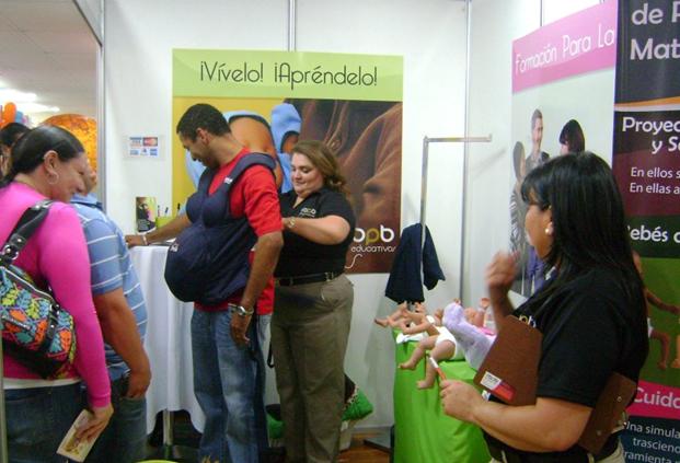 """Feria """"Mi Bebé y Yo"""", 26 y 27 de abril de 2014"""