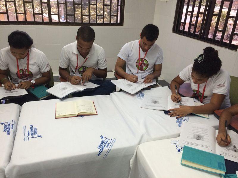 BPB en Cartagena Colombia