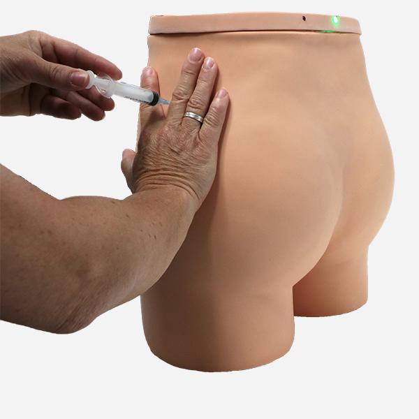 Simulador de Inyecciones Intramusculares