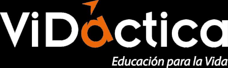 Logo Vidática Invertido