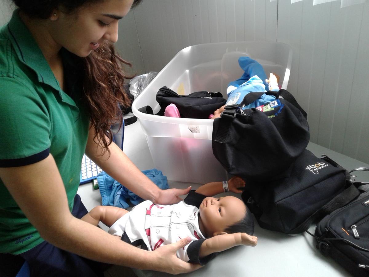 Proyecto ABC, Colegio San Agustín 2018