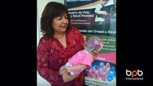 Entrevista sobre el Simulador de Bebé Sacudido