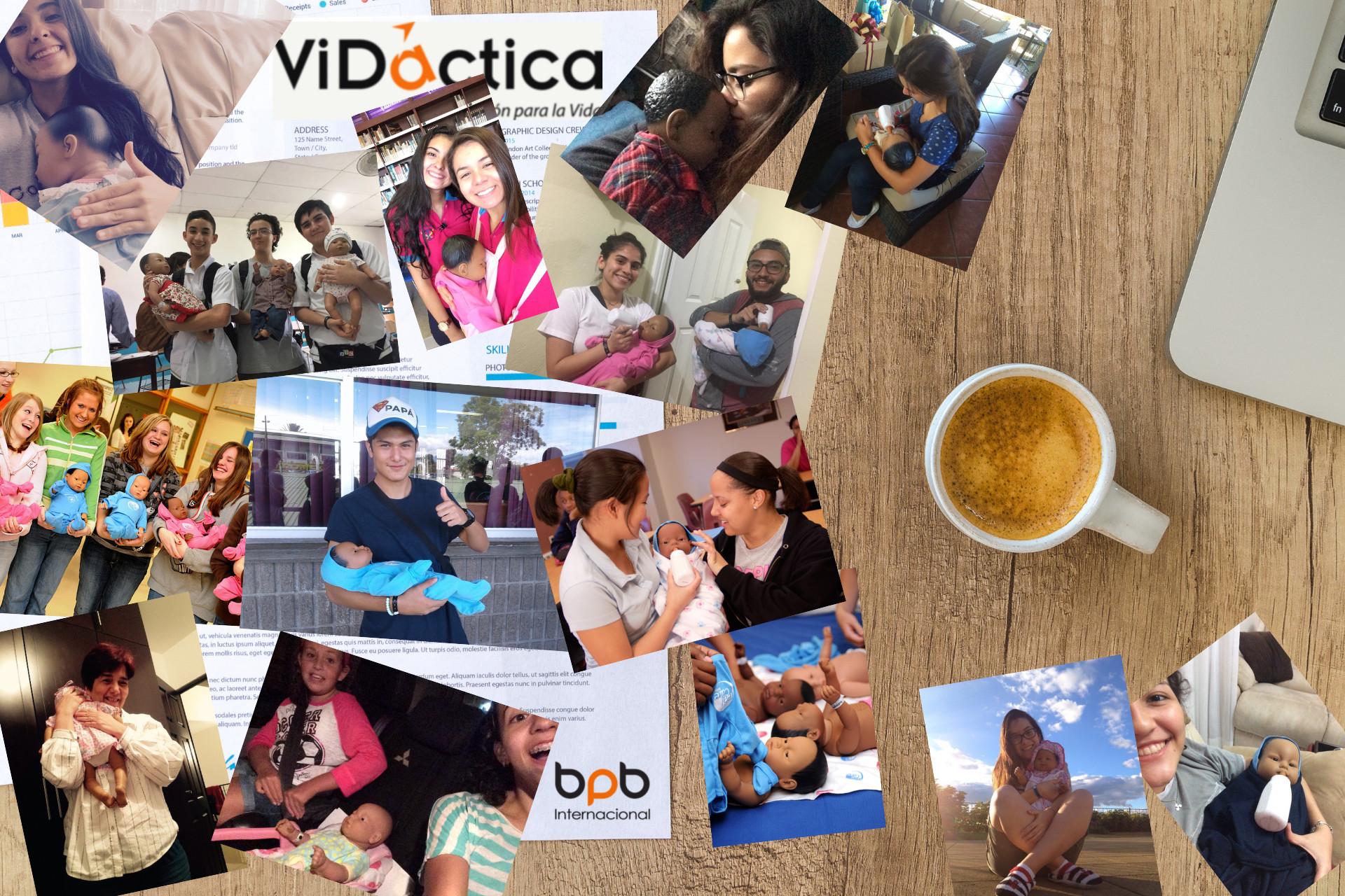 Testimonios de Padres y Madres Virtuales